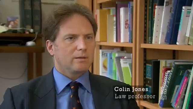 PROFESSOR COLIN JONES
